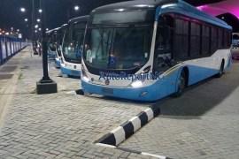 Lagos Bus