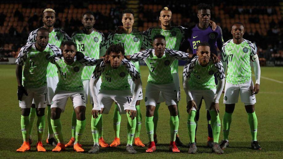 Super eagles squad