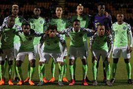 Super eagles squad