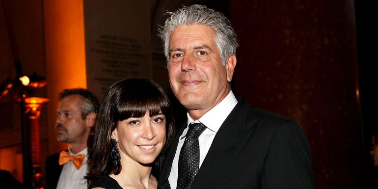 Anthony Bourdain's ex-wife shares photo of 'strong and brave' daughter