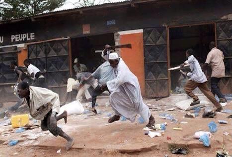Benue Herdsmen clashes