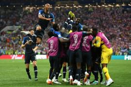 France World Cup Win