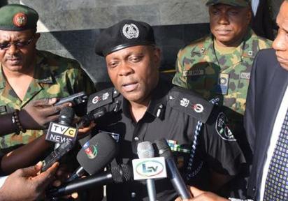 Lagos Police Commissioner, Imohimi Edgal