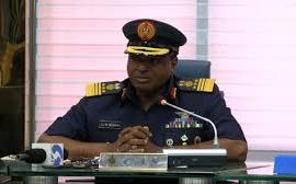 Air Force Chief, Sadique Abubakar