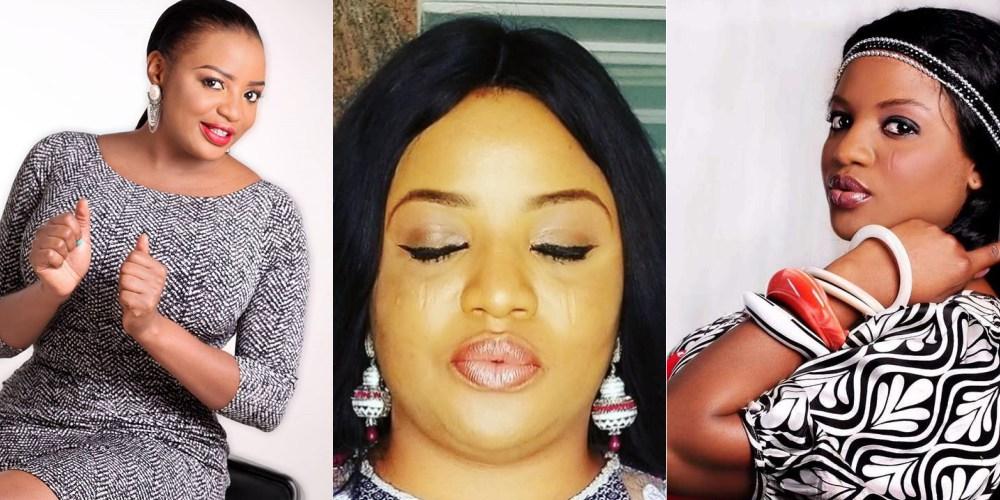 Image result for Busty Yoruba Actress, Funke Adesiyan