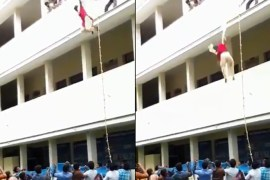 Student Killed In Safety Drill