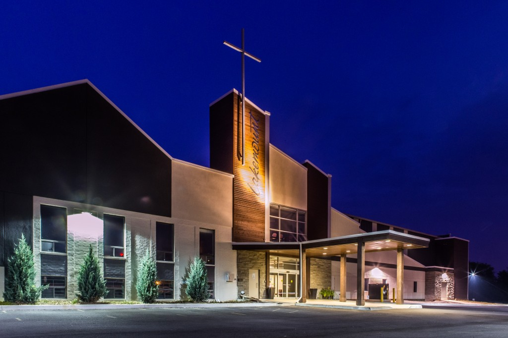 Lakemount church