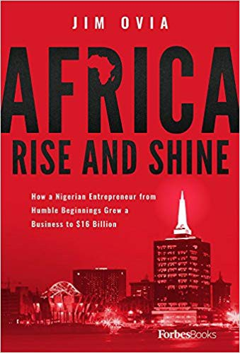 Africa Rise and Shine with Jim Ovia