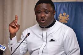 Ayade wins re-election in Cross River