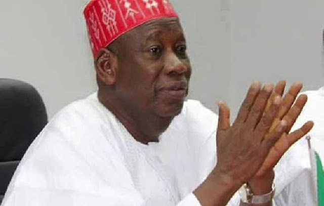Abdullahji Umar Ganduje, Governor of Kano