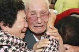 Korean Families reunion