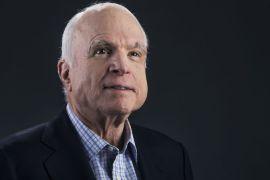 US senator, John McCain