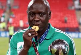 Golden Eaglets coach, Manu Garba