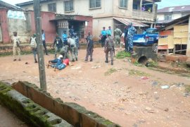 security agents at PDP in Osun rerun