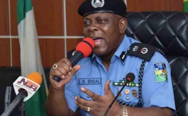 police commissioner in Lagos