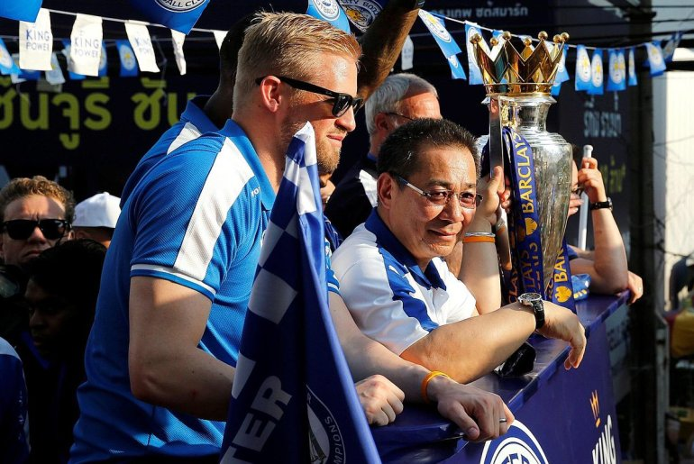 Leicester City Kasper Schmeichel