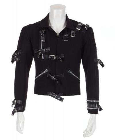 Michael Jackson's tour jacket