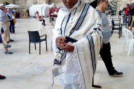 Nnamdi Kanu in israel