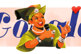 Christy Essien-Igbokwe Google Doodle