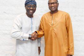 Otedola and Sanwo-Olu