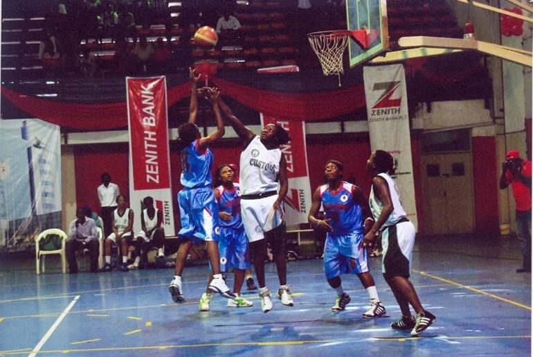 Zenith bank Basketball
