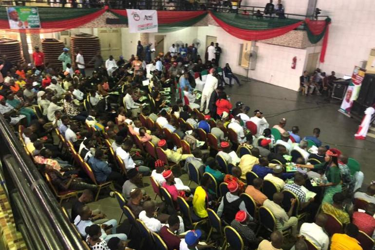 Atiku youth Town Hall meeting in Lagos