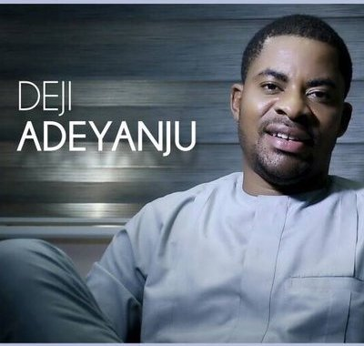 deji adeyanju on social media bill