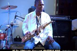 Saxophonist for K1