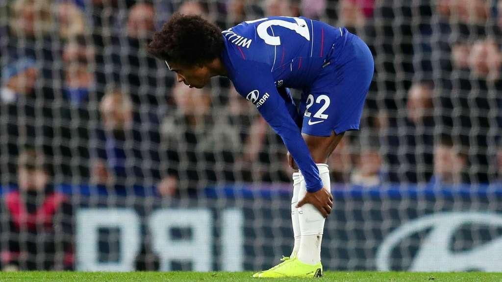 Chelsea versus Southampton