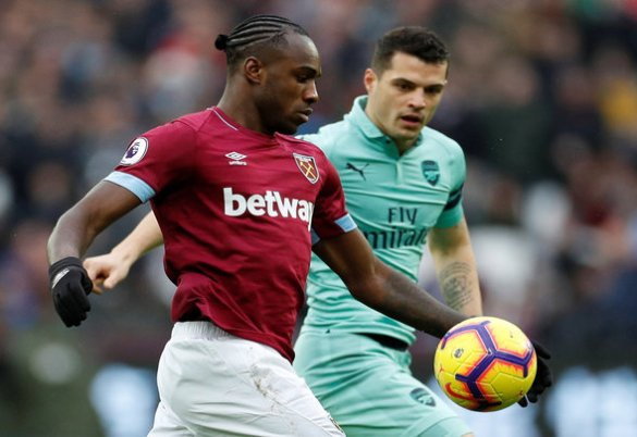 Arsenal Suffer Setback in Top Four Race After Losing to Westham