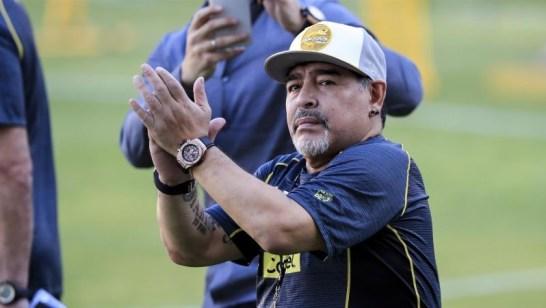 Maradona's Surgery was Successful- Lawyer Announces