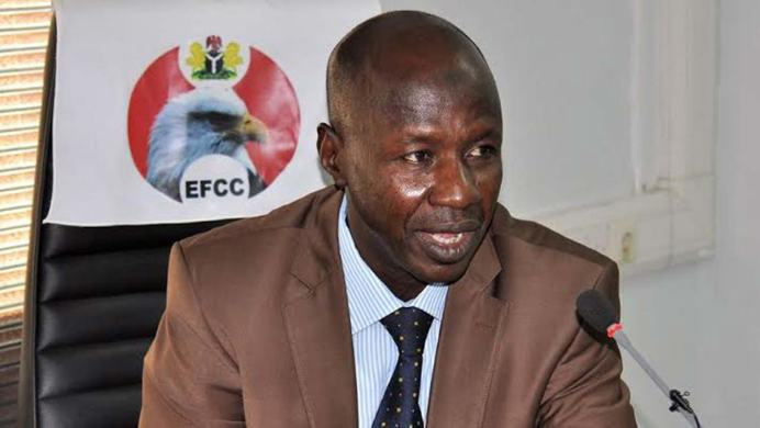 Beware of Impersonators, I don't Promise Jobs- EFCC Boss