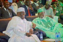 Atiku Abubakar and Abdulsalami Abubakar