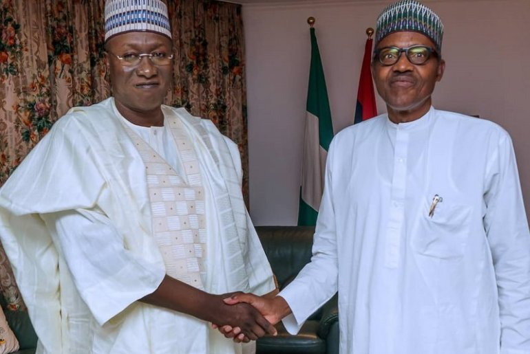 Bala Tinka and Buhari