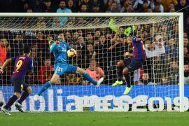 Barcelona vs Real Madrid - Copa del Rey