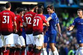 Chelsea vs Man United - FA Cup