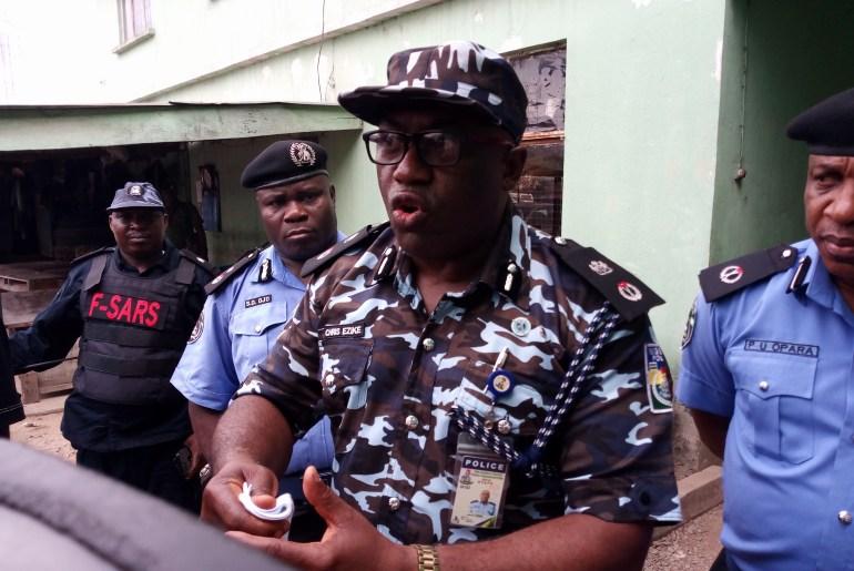Chris Ezike - Abia Police Commissioner
