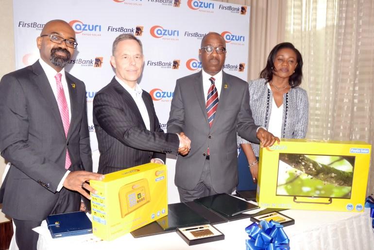 First Bank - Azuri Technologies