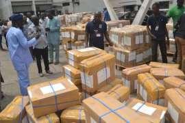 INEC-election materials