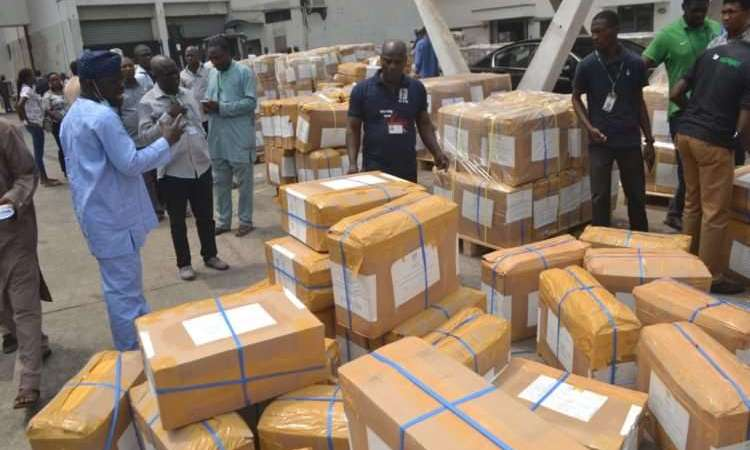 INEC-election materials