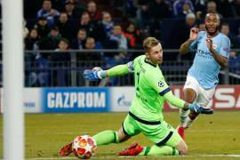 Manchester City vs Schalke 04 - UEFA Champions League