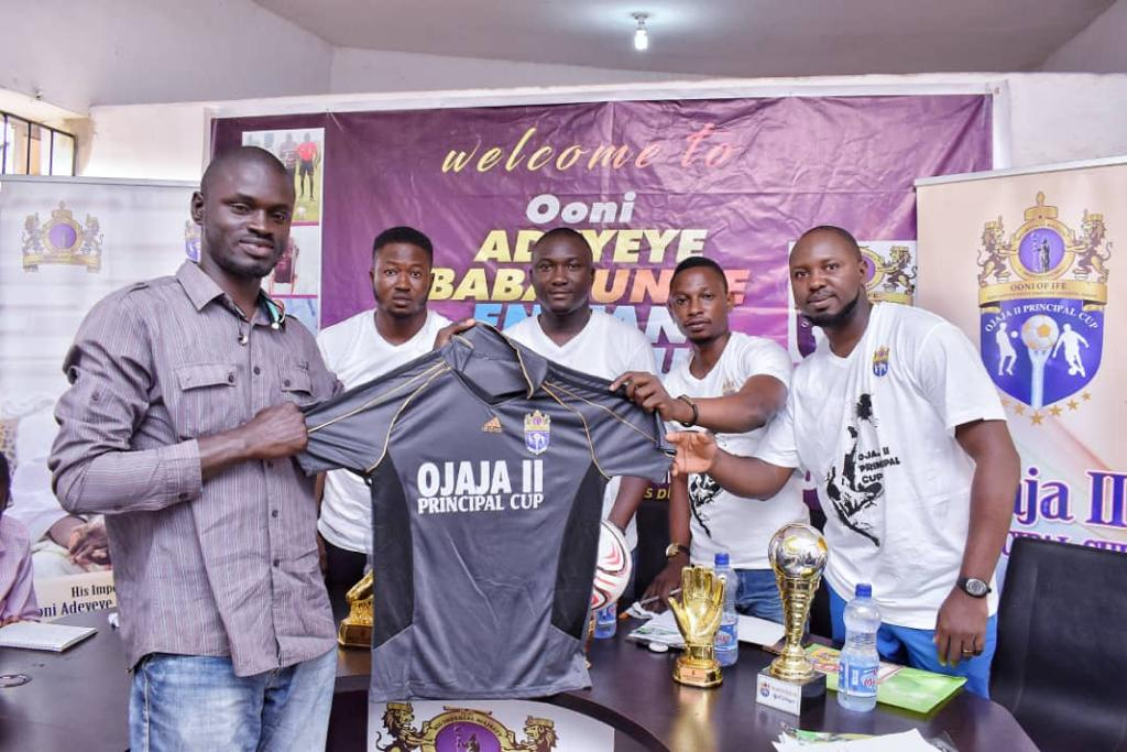 Ooni launches Soccer Academy