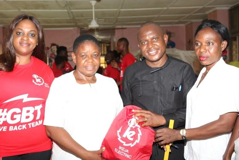 PIX1. Ikeja Electic celebrates Valentine's Day with kids at NOHIL