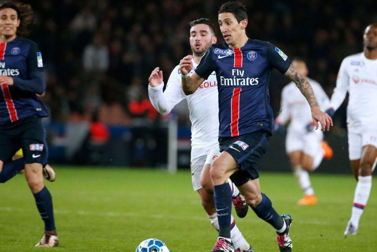 PSG vs Olympique Lyonnais