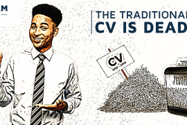 The Traditional CV is dead