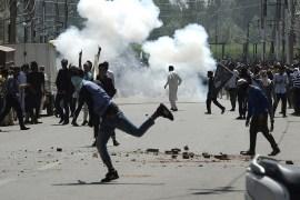 electoral violence - political thugs