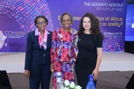 Adebayo Adedeji Lecture