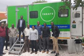 Delft Mobile Clinics for TB