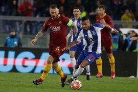 FC Porto vs AS Roma - UEFA Champions League