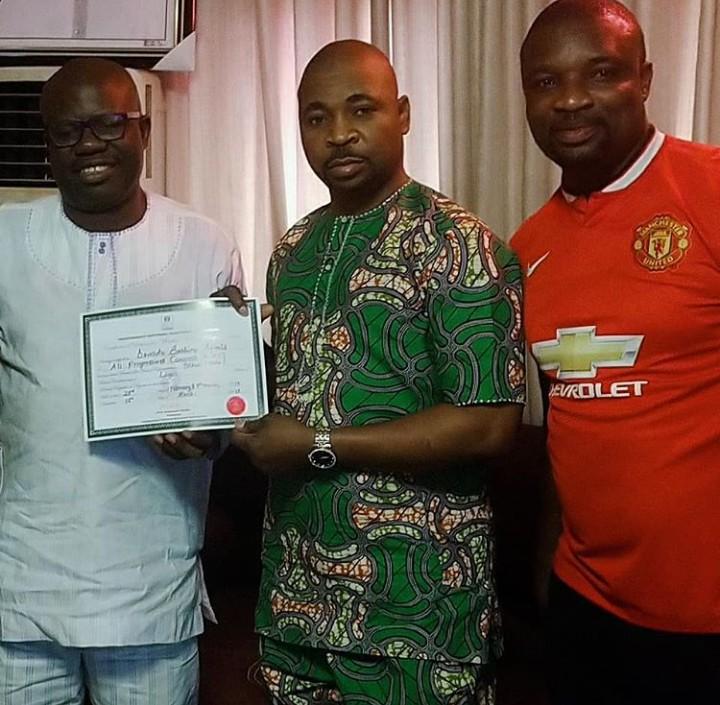 MC Oluomo, Bashiru Dawodu